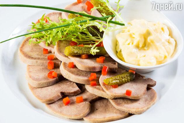 Блюда из языка
