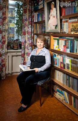 Наталья Аросева: «Я была самой старшей из 10 племянников тети Оли. Можно сказать, выросла у нее на руках»
