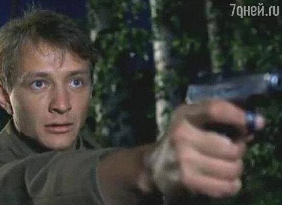 Марат Башаров в сериале «Граница. Таежный роман»