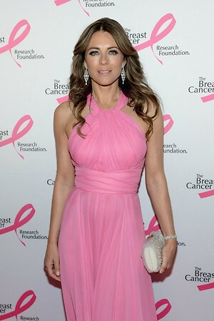�������� ����� �� ��������� Breast Cancer Research Foundation's Hot Pink Party