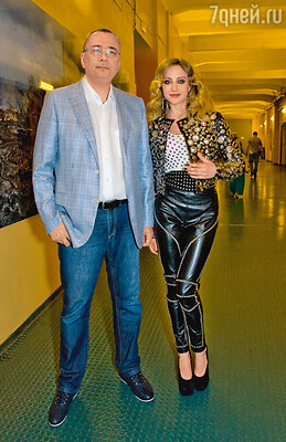 Константин Меладзе и Ева Бушмина
