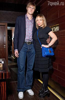 Андрей Кирилленко и Маша Лопатова