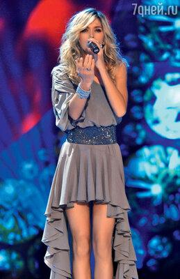 На юбилейном концерте группы «ВИА Гра». 2011 г.