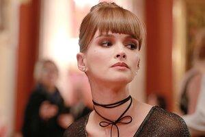 Паулина Андреева и Сергей Безруков встретились на аукционе