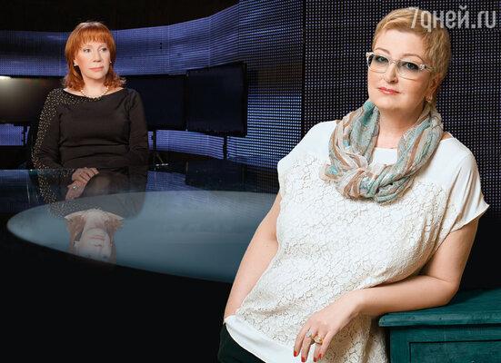 Кира Прошутинская, Татьяна Устинова
