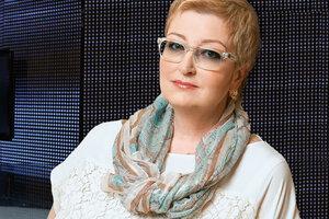Кира Прошутинская рассказывает: «Устинова говорит, что лучше ее нового старого мужа никого нет»