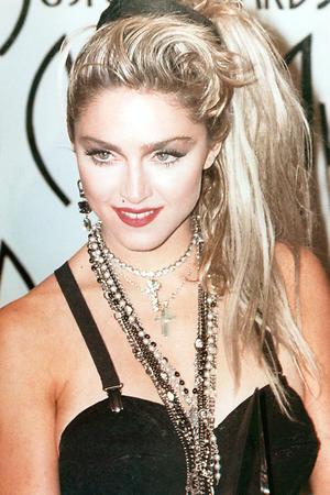 Мадонна, 1985 год