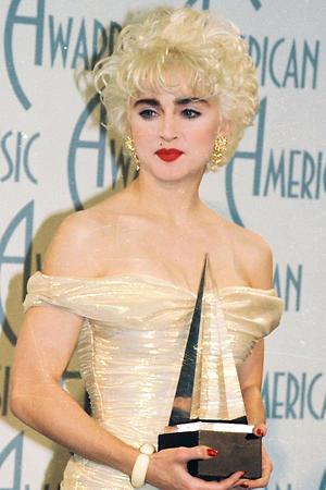 Мадонна, 1987 год