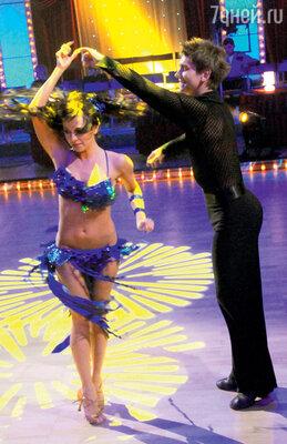 «Танцы со звездами». 2008 г.