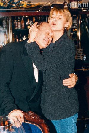 Юлия и Владимир Меньшовы