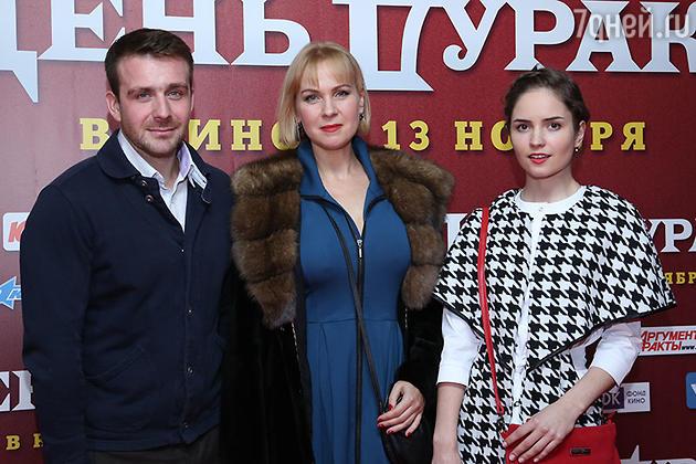 Антон Васильев, Светлана Чуйкина, Антонина Дивина
