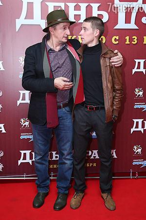 Александр Лыков  и Алексей Веселкин-младший