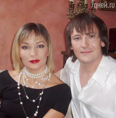 Татьяна Буланова и Сергей Переверзев