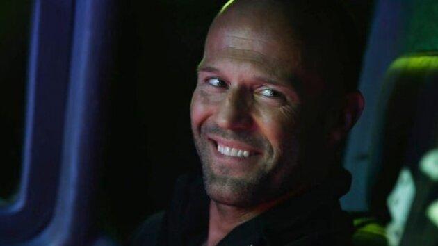 Джейсон Стэтхэм в боевике «Неудержимые 3»