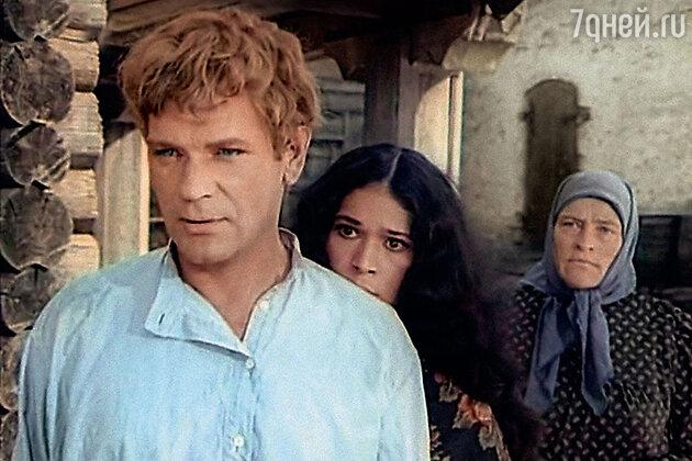 Петр Вельяминов в фильме «Вечный зов». 1973 г.