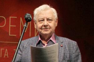 Олег Табаков получил Премию Табакова