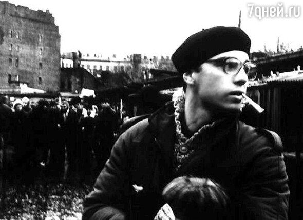 Сергей Бодров-младший воспринимал свою первую работу в кино как большой и интересный эксперимент