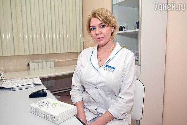 Грехова Мария Александровна, дерматокосметолог