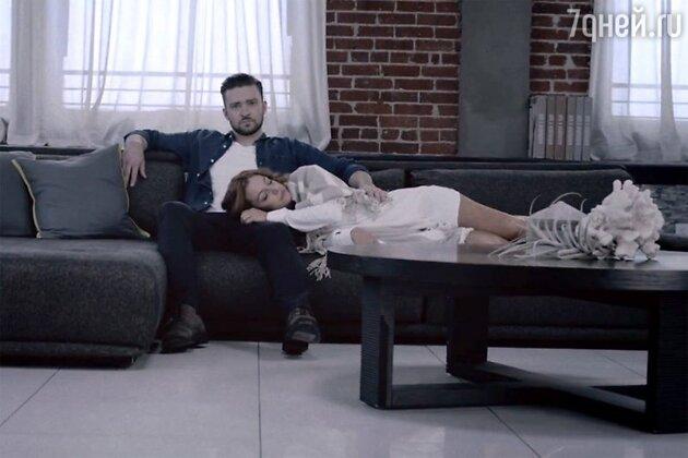 Клип Джастина Тимберлейка на песню «TKO»