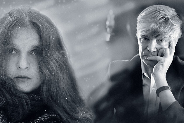 Наталья Шмелькова и Венедикт Ерофеев