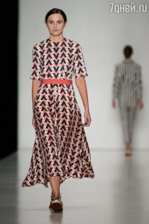 Показ коллекции модного дома Atelier Galetsky