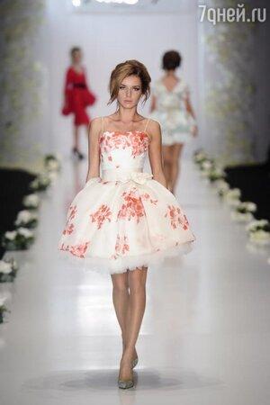 Показ коллекции модного дома Igor Gulyaev