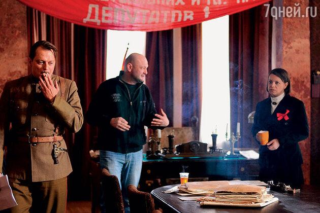 Сергей Гинзбург и Яна Поплавская