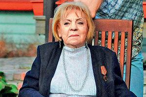 Зинаида Шарко скончалась в возрасте 87 лет