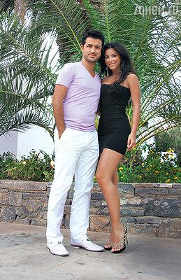 Ани Лорак с мужем Маратом