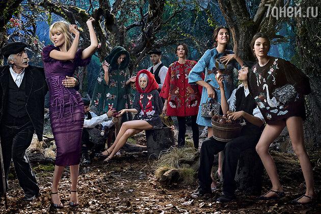 ������� ������ � ��������� �������� Dolce & Gabbana