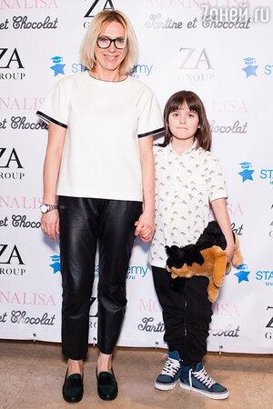 Маргарита Митрофанова с дочерью