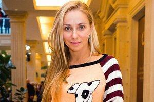 Татьяна Навка поразила оригинальным весенним нарядом