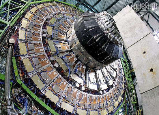 «Секретные истории» зрителям расскажут о большом адронном коллайдере