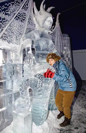 Женя Огурцова: «О, морозец, красота! Как же я соскучилась по холодам, по зиме!»