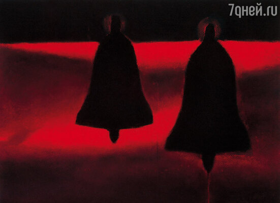 Выставка Петра Дика «Диалоги с пастелью»