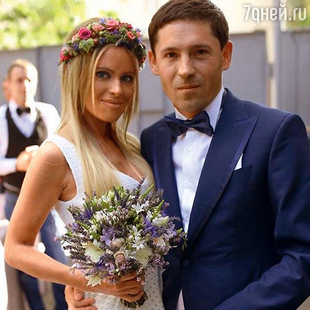 Дана Борисова с Андреем Трощенко