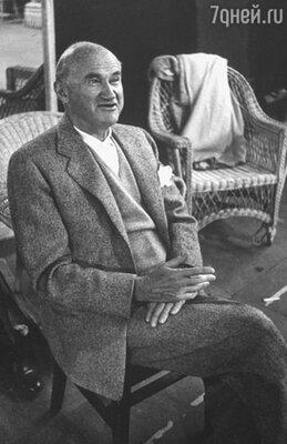 Сэмюэл Голдвин, создатель компании «Метро Голдвин Майер»