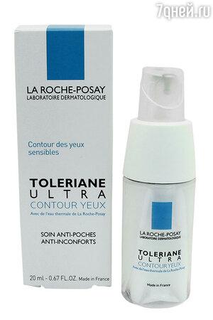 Увлажняющий уход для области вокруг глаз Toleriane Ultra Contour Yeux от La Roche-Posay