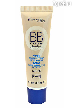 BB Cream 9-in-1 Skin Perfecting Super Makeup от Rimmel