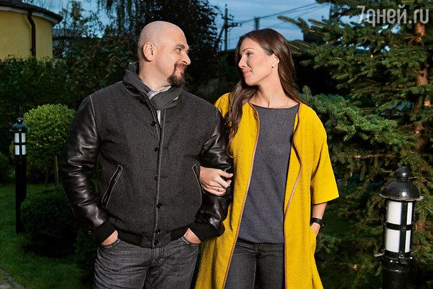 Сергей и Анастасия Трофимовы