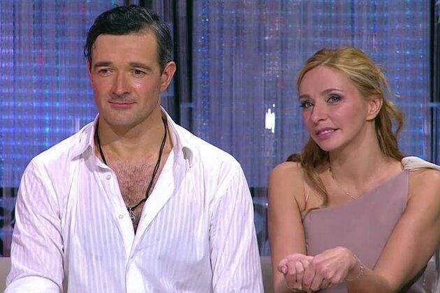 Егор Бероев и Татьяна Навка