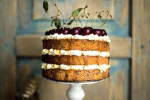Тыквенный торт: рецепт десерта