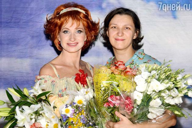 Ольга Прокофьева, Олеся Железняк
