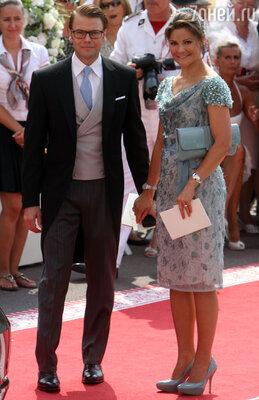 Принцесса Швеции Виктория вышла замуж за Даниэля — своего тренера по фитнесу