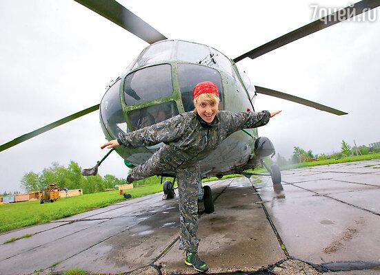 За плечами Яны Чуриковой сотни прыжков