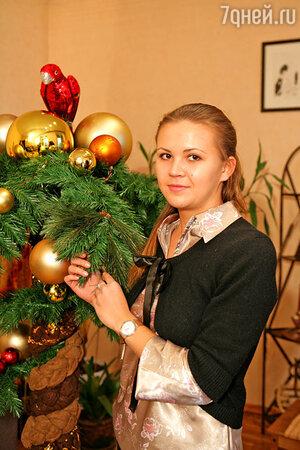 Дизайнер Мария Тронина