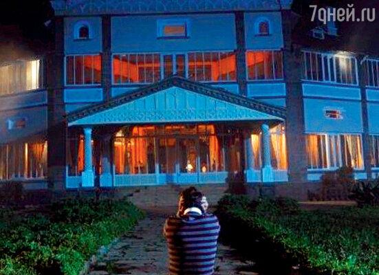 Кадр из фильма «Дом-призрак»