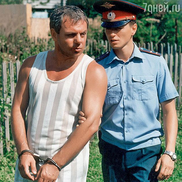 Александр Мохов и Сергей Безруков