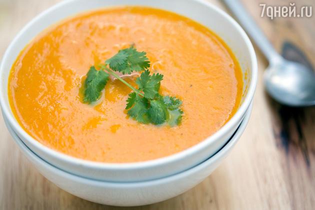 Имбирный суп