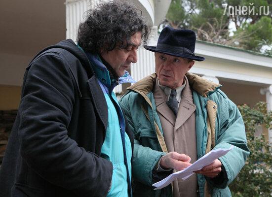 Андрей Панин и Бахтияр Худойназаров